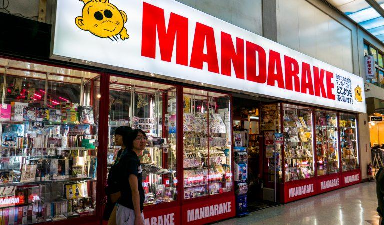 5 sklepów dla fanów anime, które musisz odwiedzić będąc w Tokio