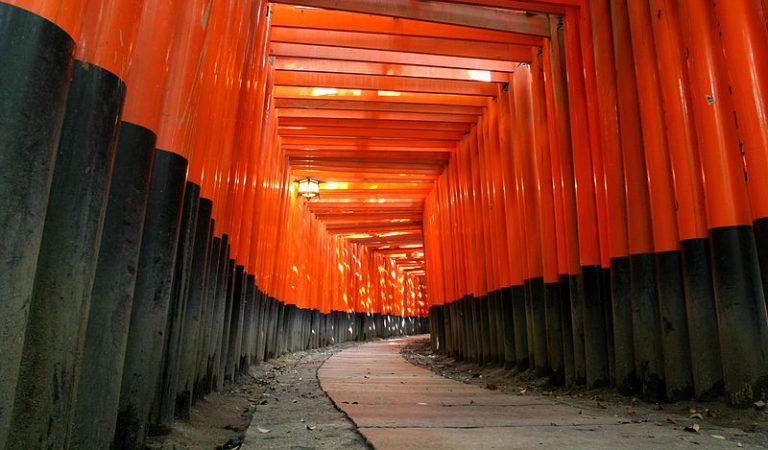 Japońskie skarby. Z wizytą w mieście Kyoto