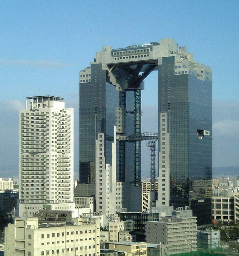 800px Umeda Sky building