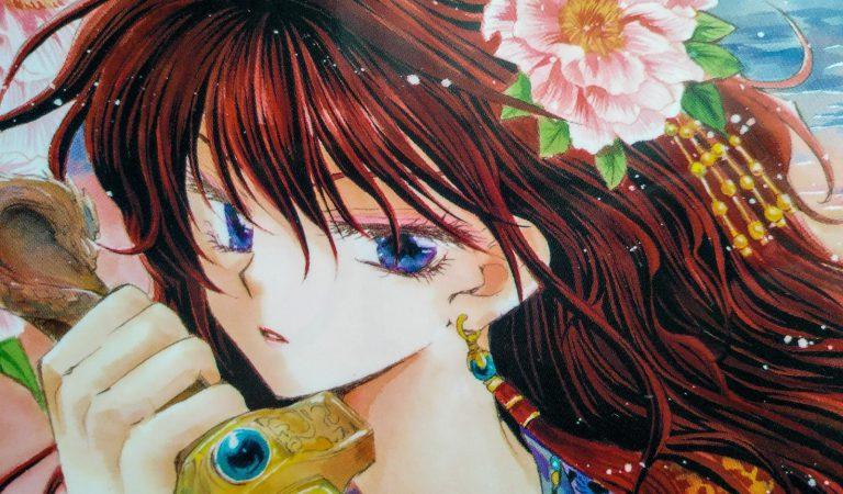 Recenzja Mangi: Akatsuki no Yona (1)
