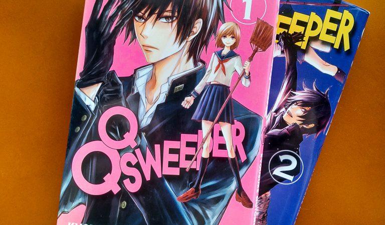 Recenzja Mangi: QQ Sweeper (1)